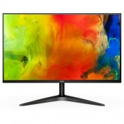 "AOC 24B1XH, 23.8"" Wide IPS LED, 5 ms, 1000:1, 50М:1 DCR, 250 cd/m2, FHD 1920x1080@60Hz, FlickerFree, Low Blue Light, D-Sub, HDMI, Headphone Out, Blac"