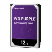 HDD 12TB SATAIII WD Purple 256MB for DVR/Surveillance 3 WD121PURZ