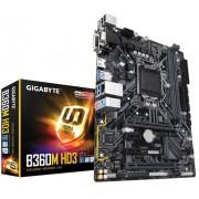 Gigabyte B360M HD3 scheda madre LGA 1151 (Presa H4) Intel B360 Express micro ATX