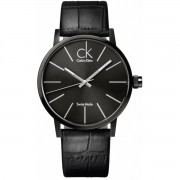 Calvin Klein Post-Minimal Watch K7621401 - Black