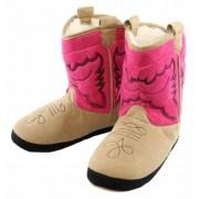 Geen Roze cowboylaars sloffen voor dames