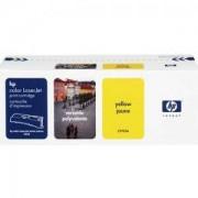 Тонер касета за Hewlett Packard 02A LJ 1500, 2500, жълт (C9702A)