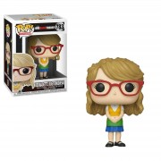 Pop! Vinyl Figura Funko Pop! - Dra. Bernadette Rostenkowski - The Big Bang Theory (NYTF)