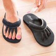 Zehenspreizer-Sandale Lackierhilfe, Gr. 41+