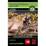 Fietskaart La Palma | Supertrail Map