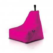 Extreme Lounging B-Bag zitzak Quilted roze