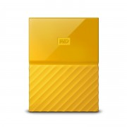 HDD 1TB USB 3.0 MyPassport Yellow (3 years warranty) NEW WDBYNN0010BYL