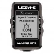 lezyne Cuentakilómetros Lezyne Macro With Pulsometer Strap And Cadence Sensor