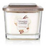 Yankee Candle Svíčka Yankee Candle Elevation - Sweet Frosting (3 knoty)