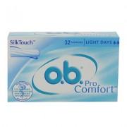 O.b. pro comfort tampons lichte dagen 32 st
