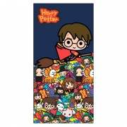 Harry Potter Chibi microfiber beach towel