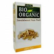 Bio Organic Natural Sandalwood/Chandan Powder-Herbal Face Pack For Fairness And Skin Whitening