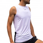 Prozis X-Motion Trail Sleeveless T-Shirt - Falcon M White