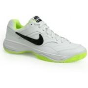 Nike COURT LITE Tennis Shoes(White)
