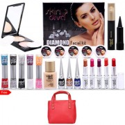 Color Diva Looks Like Diva Combo Makeup Sets Pack of 19