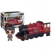 Pop! Vinyl Figura Pop! Vinyl Harry y Locomotora Hogwarts Express - Harry Potter
