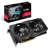 Placa Video Asus16 RX 5500 XT 8GB/DUAL-RX5500XT-O8G-EVO