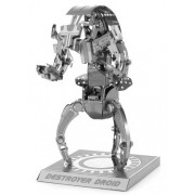 Metal Earth Fém makett Star Wars Romboló Droid építőkészlet 502650