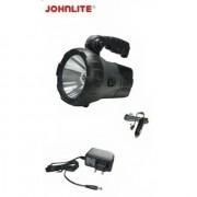 Lanterna LED 1W reincarcabila cu dinam Johnlite JML1390W1
