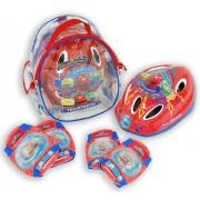 Set accesorii protectie Chuggington pentru bicicleta, role, trotineta
