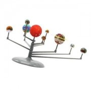 ELECTROPRIME® Assembly Glow Solar System Planetarium Model Simulation Glowing Planet Toys
