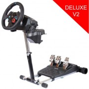 Stand pentru volane Logitech / Thrustmaster (WSP G7 DELUXE) - Gamepad wheel stand pro Wheel Pro Stand Deluxe