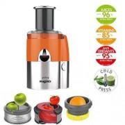 Magimix ESTRATTORE Juice Expert 3 MULTIFUNZIONE arancio cromo