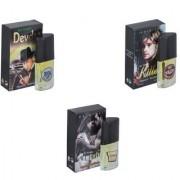Skyedventures Set of 3 Devdas-Killer-Romantic Perfume
