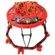 Oh Baby Baby 8 Wheel Red Color Walker For Your Kids SE-W-48