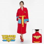 Groovy Peignoir de bain Wonder Woman pour femme extraordinaire