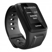 TomTom Runner 2 Cardio+Music - L - Black/ Anthracite