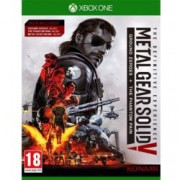Metal Gear Solid V: The Definitive Experience, за Xbox One