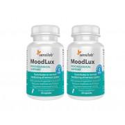 Sensilab MoodLux Kapseln - Unterstützung bei Depressionen und Angstzuständen. 60 Kapseln