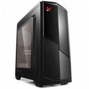 Кутия геймърска серия SPIRE NEXTYDE Gamer X2-6021 без захранване, SP-CASE-X2-6021B-CE/R