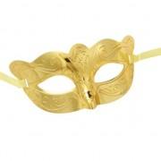 Geen Oogmasker metallic goud