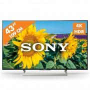 SONY UHD TV KD-43XF8096