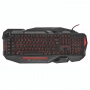 Trust GXT 285 Gada Advanced Gaming Keyboard IT