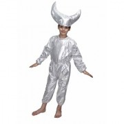 KFD-Moon fancy dress for kids Nature Costume for annual function/theme party /Stage Shows/competition/Birthday Party Dress