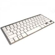 TECLADO KL TECH MULTIMEDIA BLANCO ALU USB