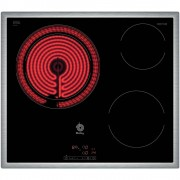 Balay Vitrocerámica - Balay 3EB715XR Integrado Ceramic hob Negro hobs