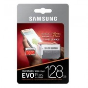 Samsung MicroSDXC EVO Plus minneskort 128GB, Grade 3 Class 10
