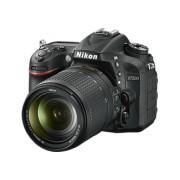 NIKON D7200 + 18-140mm f/3.5-5.6G ED VR