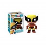 Funko Pop Wolverine Brown Suit Marvel Exclusivo Nuevo