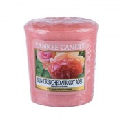 Yankee Candle Sun-Drenched Apricot Rose mirisna svijeća 49 g