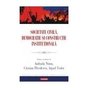 Societate civila, democrație și construcție instituționala. Transparența și participare publica in Romania contemporana