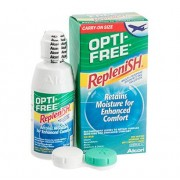 Alcon & Ciba Vision Opti-Free RepleniSH Travel Pack (90ml)