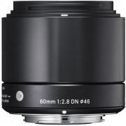 Sigma Obiektyw A 60/2.8 DN Sony-E Czarny