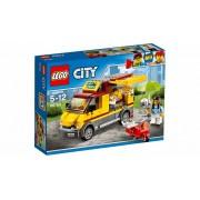 Lego Конструктор Lego City Great Vehicles Фургон-пиццерия 60150
