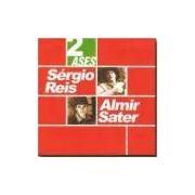 Cd Sergio Reis e Almir Sater - Dois Ases