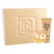 Paco Rabanne Lady Million confezione regalo Eau de Parfum 80 ml + lozione per il corpo 100 ml donna